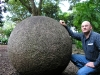 Analyzing mysterious giant stone balls in San Jose, Costa Rica.