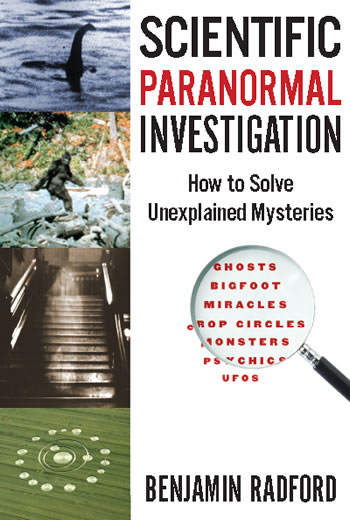 Scientific Paranormal Investigation