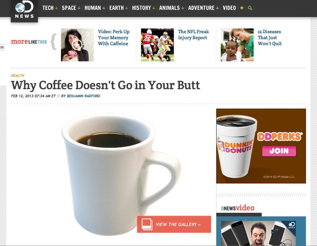 coffeebutt