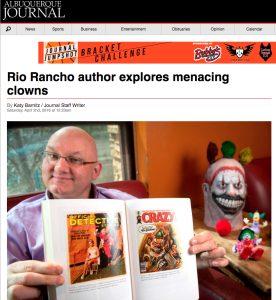 Bad Clown Journal