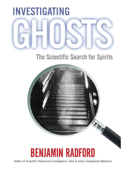 Investigating Ghosts book cover