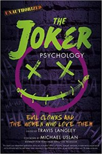 The Joker Psychology book cover