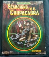 Upcoming Article: Pseudohistories of the Chupacabra
